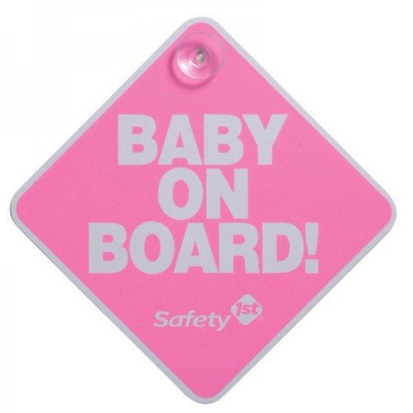 علامت احتیاط صورتی safety مدل 33110026