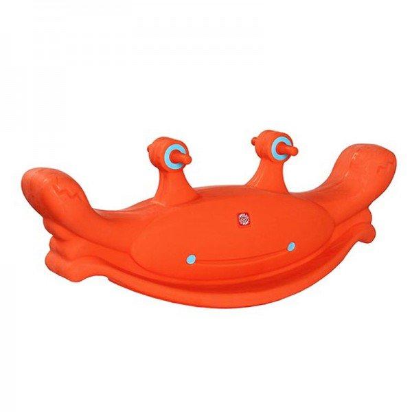 الاکلنگ کودک طرح خرچنگ  5016 رنگ نارنجی
