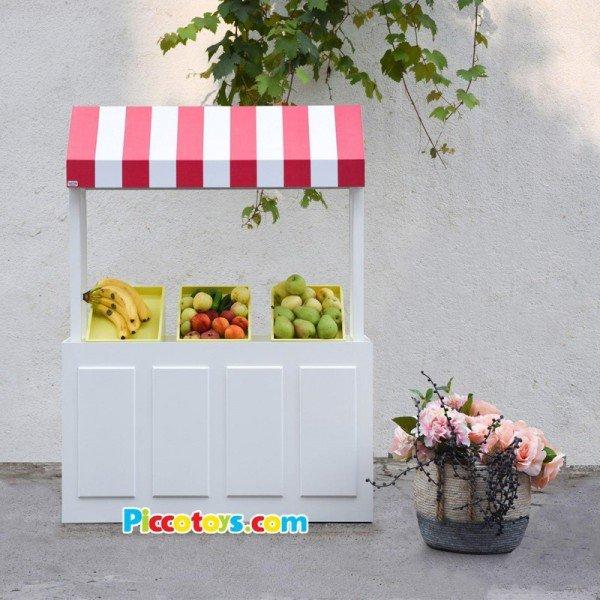 سوپر مارکت چوبی 0011