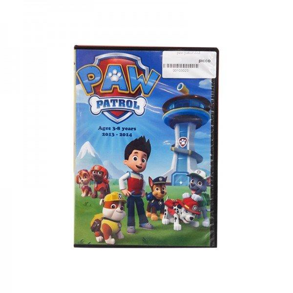 دی وی دی کودک پاوپاترول paw patrol dvd 1