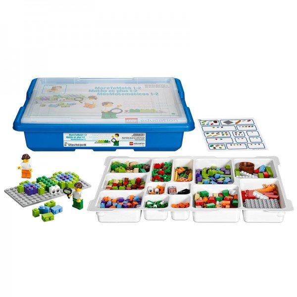 لگو آموزشی MoreToMath Core Set 1-2 lego education 45210
