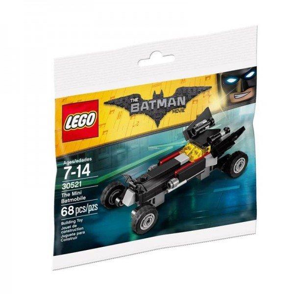 لگو ماشین بتمن polybag batman lego 30521