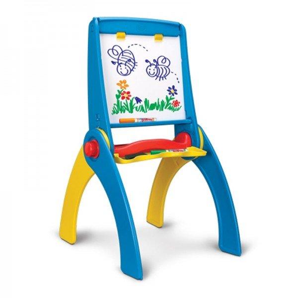 تخته نقاشی دو طرفه کودک  crayola 5050