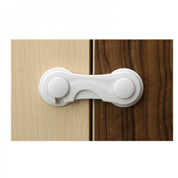 قفل کابینت2 عددی مدل ninno 1003