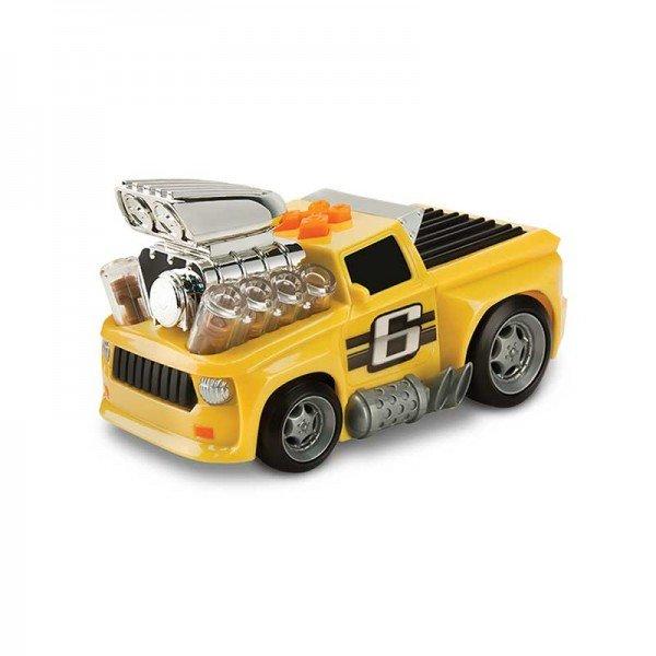 ماشین بازی toy state مدل Mini Piston Thumpers 90653