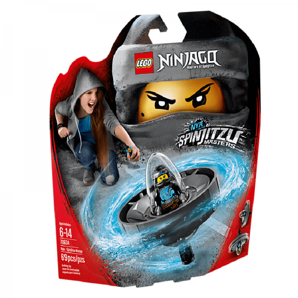 لگو نینجاگو نیا Lego Ninjago Nya  70634