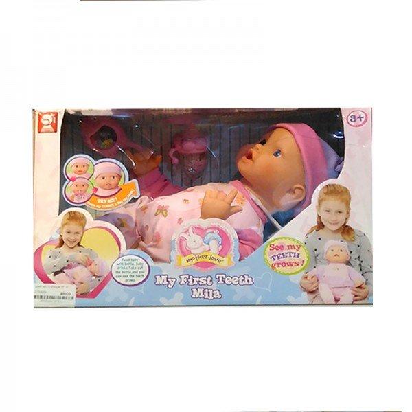 عروسک با رشد دندان 16181