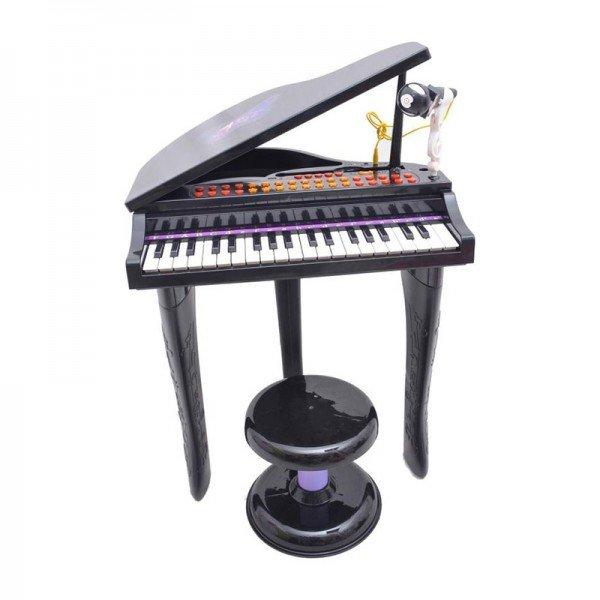 پیانو کودک مشکی رویال 88022