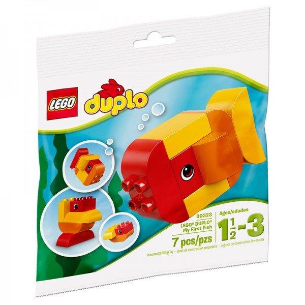 لگو دوپلو مدل ماهی کوچولو lego 30323