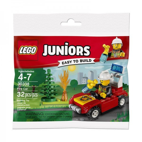 لگو جونیور مدل آتش نشان Lego 30338