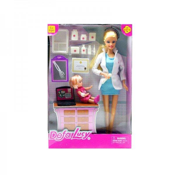عروسک دفا دکتر مدل 8348