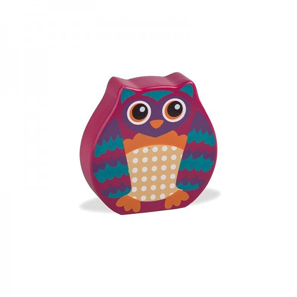 جغجغه چوبی جغد  Oops Easy Sound Owl مدل 1300812