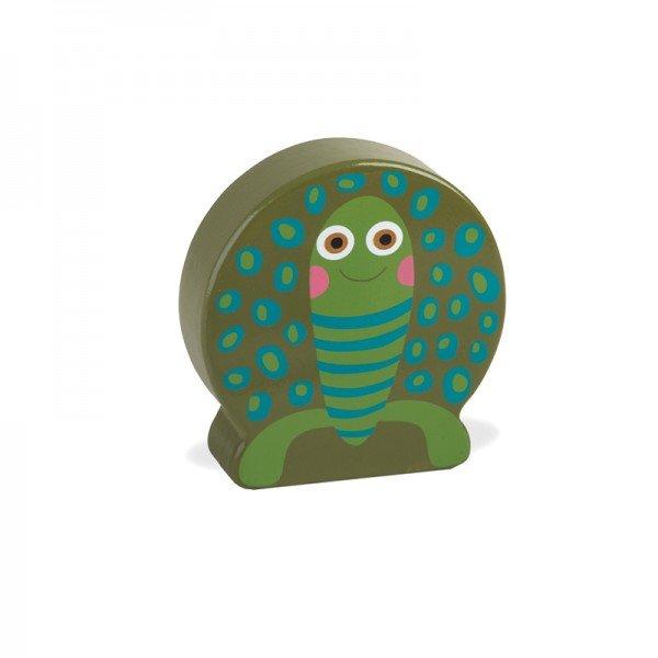جغجغه چوبی لاک پشت  Oops Easy Sound turtle مدل 1300823