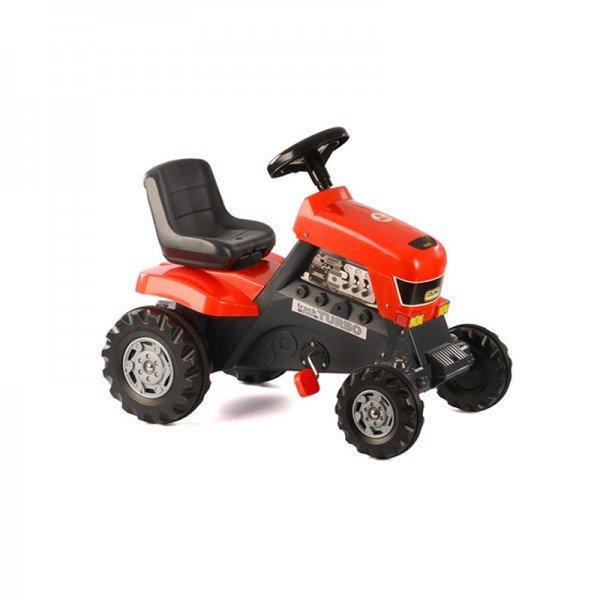 تراکتور پدالی قرمز  مدل 52674