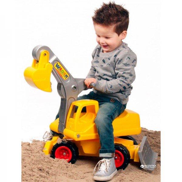 بیل مکانیکی پایی زرد مدل 38050