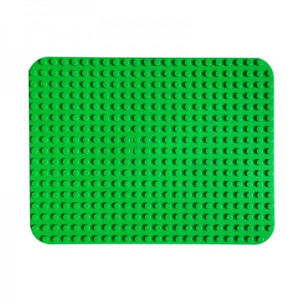 صفحه لگو بازی دوپلو 27*38 سبز تیره مدل 901