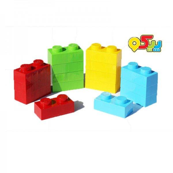 بلوک خانه سازی کودک 20سانتی مدل 1511