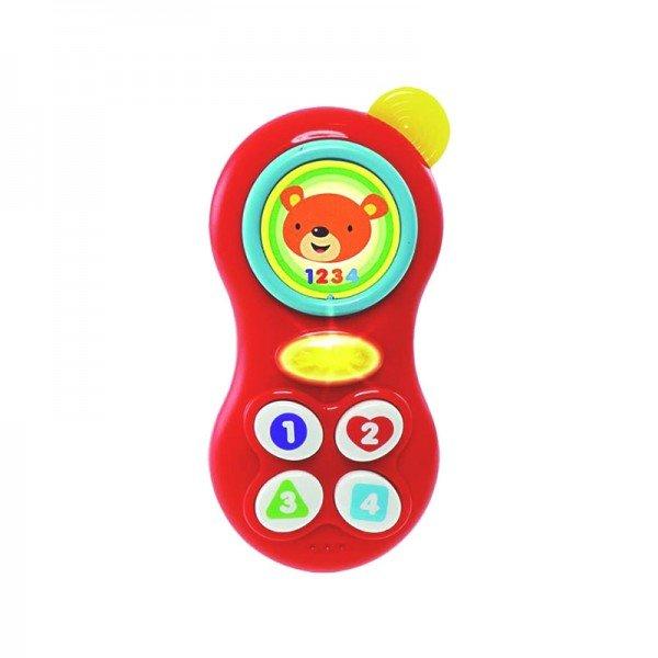موبایل دندانگیر کودک winfun مدل 00638