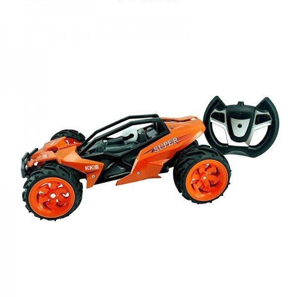 ماشین آفرود نارنجی مدل 888