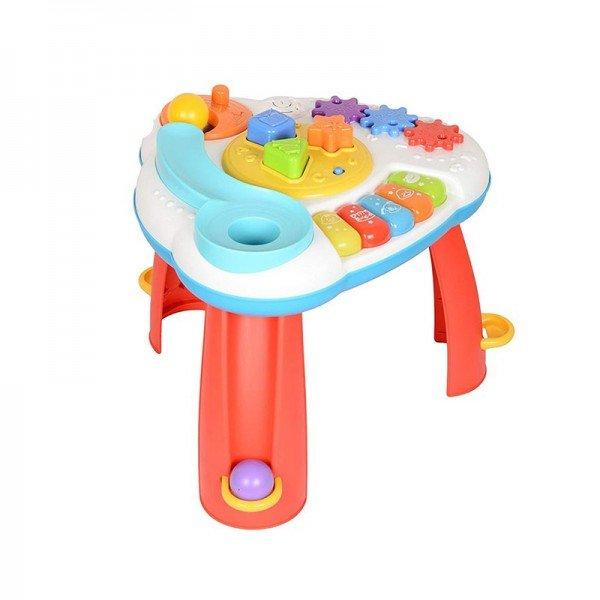 میز بازی کودک موزیکال winfun مدل 00812