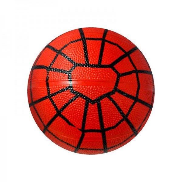 توپ بازی کودک لاستیکی بسکتبال مرد عنکبوتی