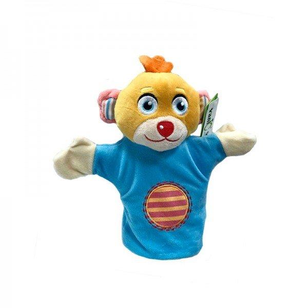 پاپت و عروسک نمایشی میمون مدل 100100