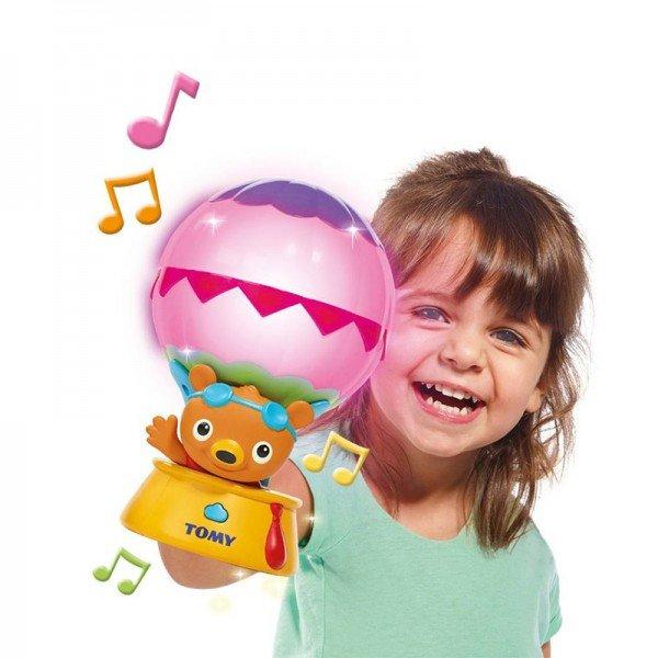 چراغ خواب موزیکال کودک طرح بالون tomy مدل 72375