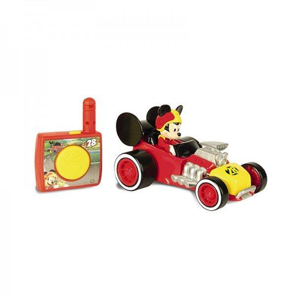 ماشین مسابقه کنترلی میکی موس imc toys مدل 183070