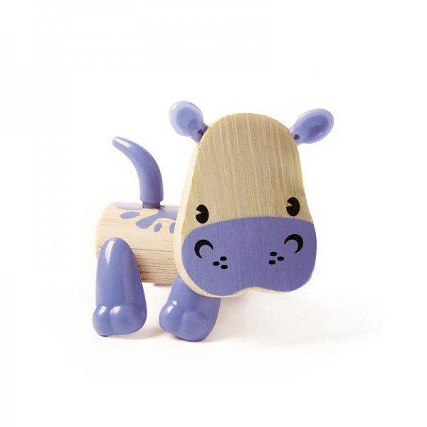 عروسک اسب آبی چوبی Hape مدل 5537