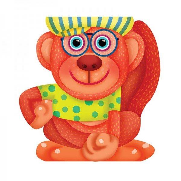 کتاب کودک میمون اومد آب بخوره کد 456808