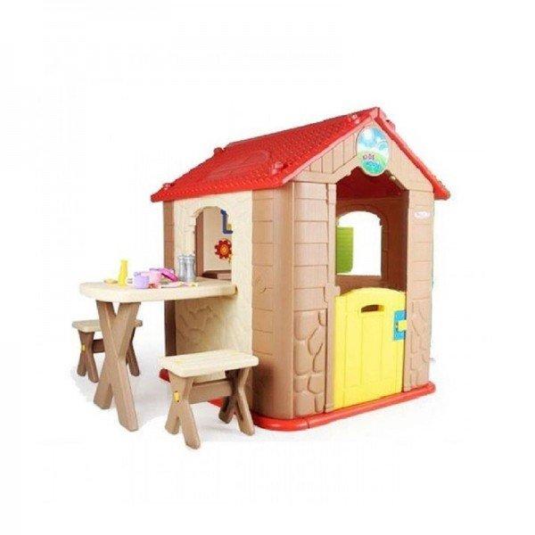 کلبه بازی کودک هنیم  مدل HN706