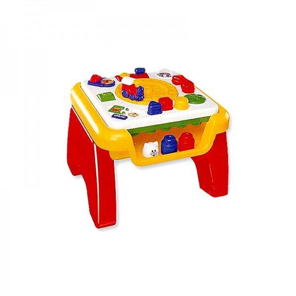 میز موزیکال قرمز chicco مدل 67120