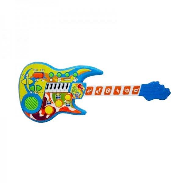 گیتار موزیکال باتری خور مدل 602
