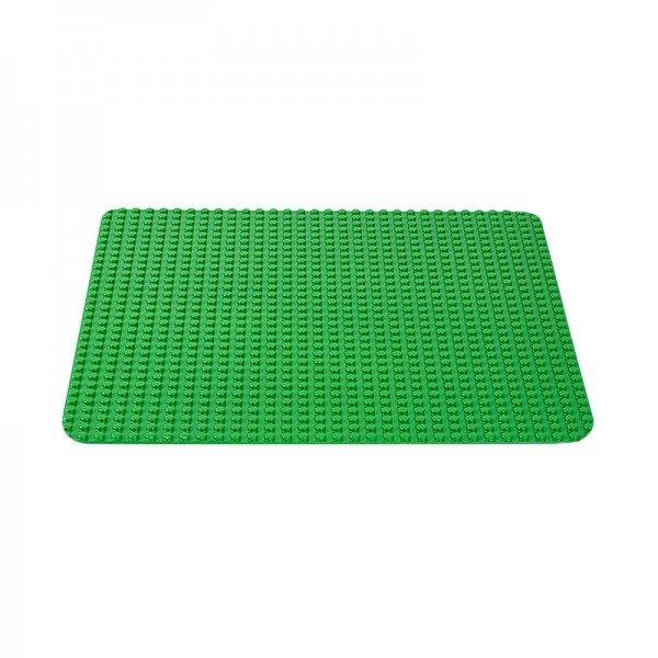 صفحه لگو کلاسیک سبز تیره 51*38.5  مدل 8807