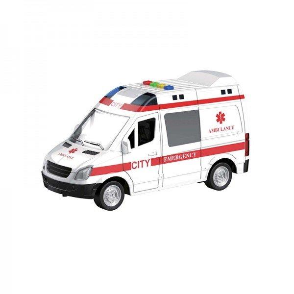 ماشین آمبولانس قدرتی مدل WY590A