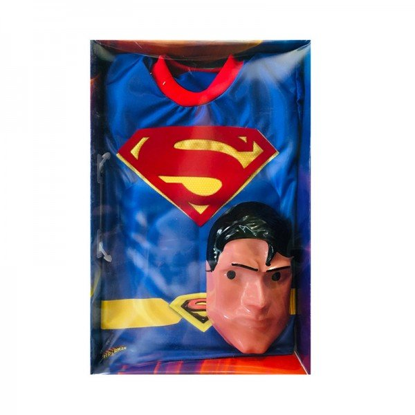 لباس سوپرمن مدل 48723