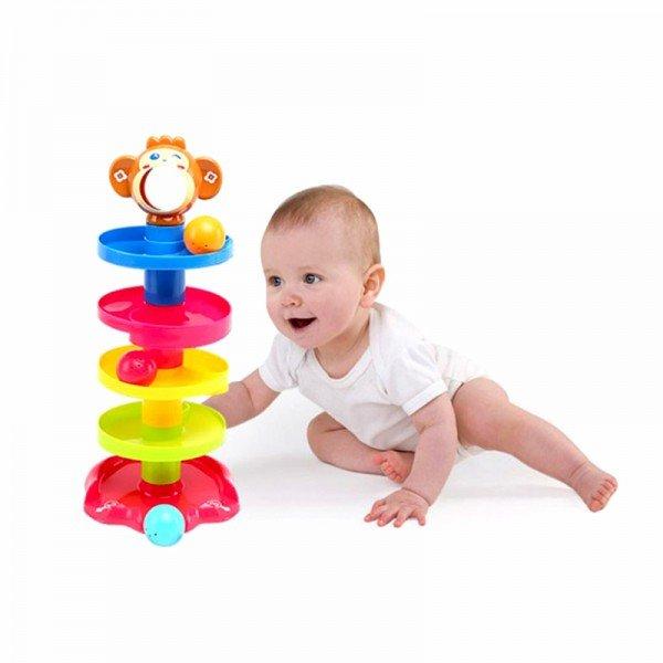 اسباب بازی راه توپ مدل HE0205