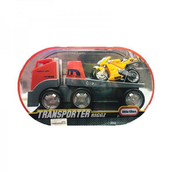 کامیون حمل موتور LITTLE TIKES مدل 601064