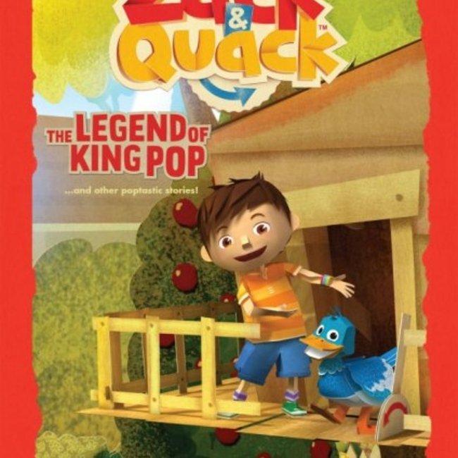 مجموعه کارتون های پاپ آپی و جذاب(بالاي سه سال) Zack & Quack