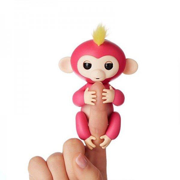 میمون رباتیک سرخابی مدل 5656