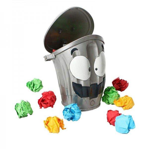 بازی پرتاب توپ کاغذ در سطل مدل 111167