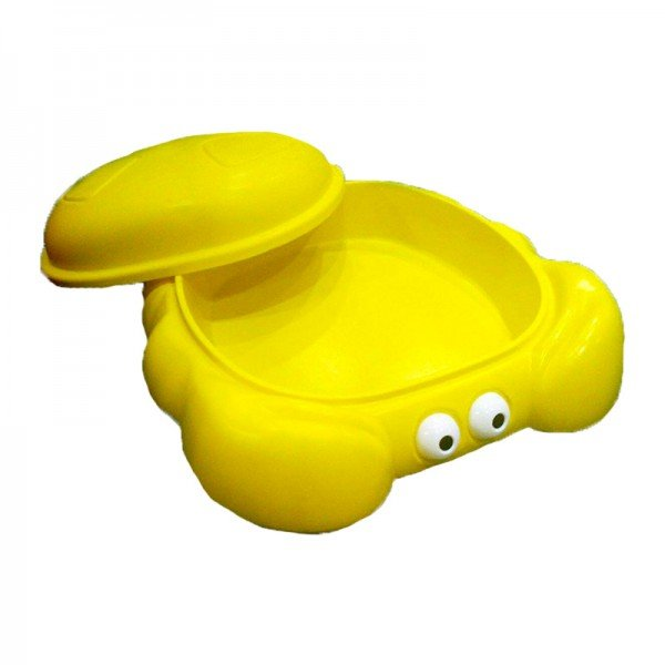 استخر شن  picco طرح خرچنگ رنگ زرد کد 30040