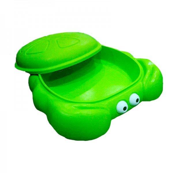 استخر شن  picco طرح خرچنگ رنگ سبز  کد 30040