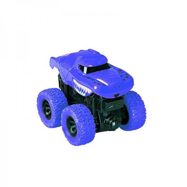 ماشین قدرتی نشکن آبی طرح violent مدل 998112