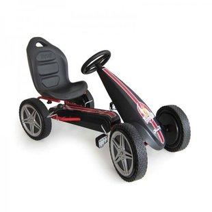 ماشين پدالی مدل مسابقه ای کودک Hurricaneكد90502