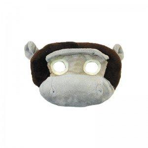 ماسک حیوانات نمایشی کودک طرح میمون مدل 8124