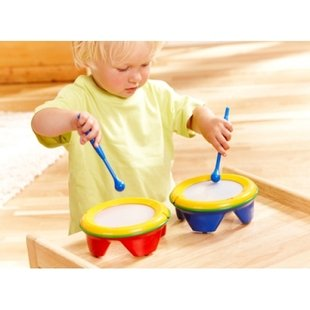 قیمت طبل کودک دو طرفه