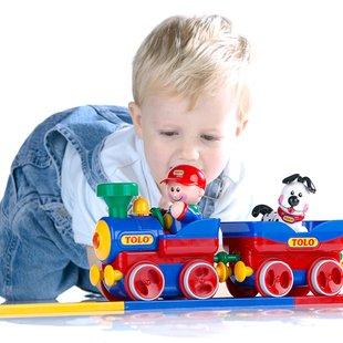 قطار بازی کودک tolo