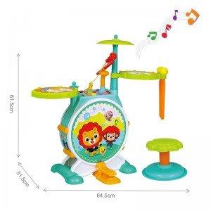 ست درام کودک Huile Toys مدل 3130