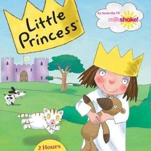 کارتون های پرنسس کوچولو - Little Princess